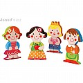 Baby Doll Funny Magnets