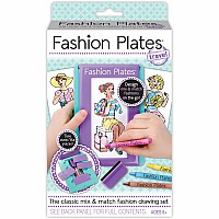 Fashion Plates Travel Set