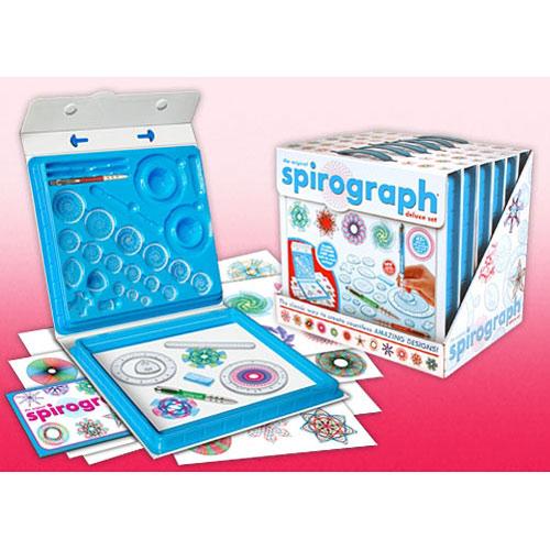 Original Spirograph Deluxe Kit Cheeky Monkey Toys