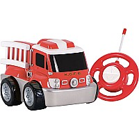 My 1st RC Go Go Fire truck