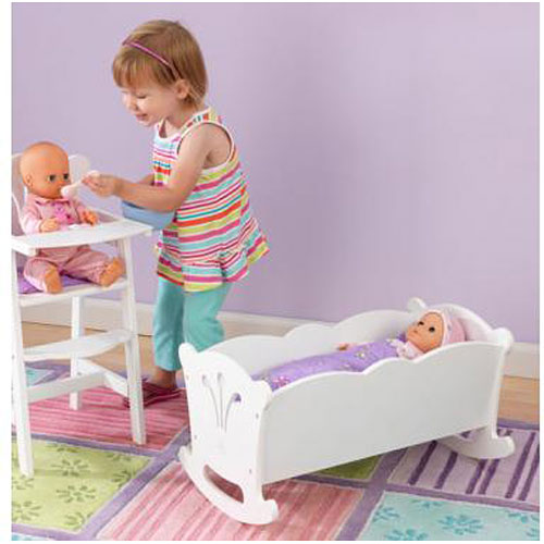 Doll Cradle By Kidkraft On Barstons Childs Play