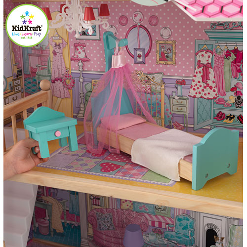 Annabelle Dollhouse With Furniture