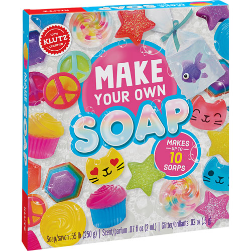 Make Your Own Soap Smart Kids Toys