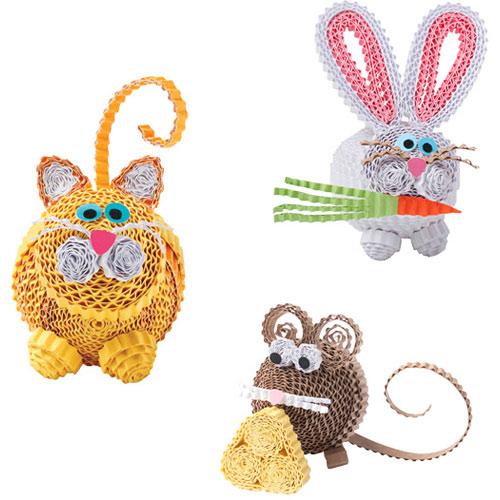 Twirly q 39 s monkey fish toys for Monkey fish toys