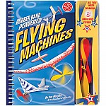 Rubber Band Flying Machines