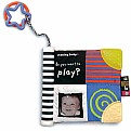 Amazing Baby Do you want to play? (soft book)
