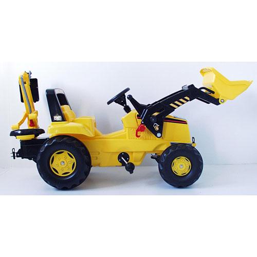 Cat Backhoe Toy Cat Backhoe Tractor
