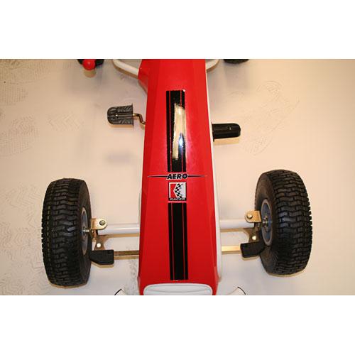 kettler aero racer pedal car kettler. Black Bedroom Furniture Sets. Home Design Ideas