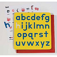 A-Z Puzzle, Lower Case