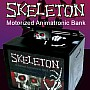 Skeleton Animatronic Bank