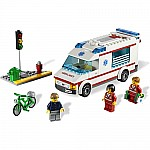 Ambulance by Lego