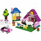 5560 Lego Large Pink Brick Box