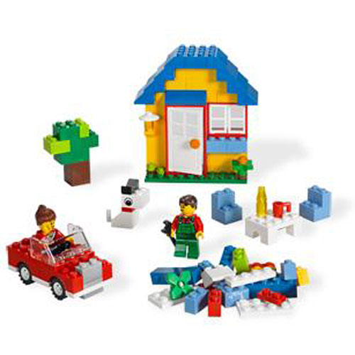 LEGO: House Building Set 134 piece 5899