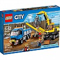 Lego City: Excavator and Truck
