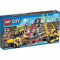 Lego City: Demolition Site