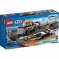 Lego City: 4x4 with Powerboat