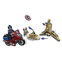 Captain Americas Avenging Cycle