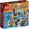 Chima Crocodile Tribe Pack