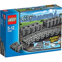 Lego City 7499 - Flexible Tracks