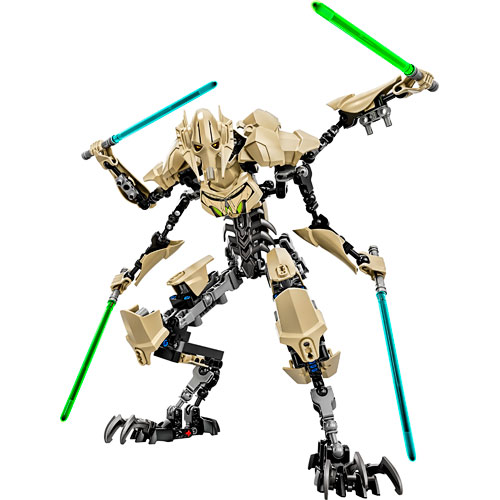 Star Wars General Grievous Toys : General grievous adventure toys