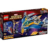Lego Marvel 76021 - The Milano Spaceship Rescue