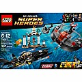 LEGO Black Manta Deep Sea Strike