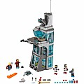 LEGO Attack on Avengers Tower