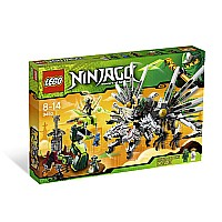 Lego Ninjago 9450 - Epic Dragon Battle