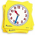 Pupil Clock Dials, Set of 10