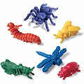 Backyard Bugs Counters, Set of 72