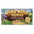Dino Math Tracks Place Value Game