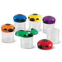 Big View Bug Jar Set of 6