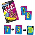 Snap It Up Math Card Game Addition & Subtraction