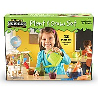 Primary Science Plant  Grow Set (set of 12)