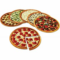 Magnetic Pizza Fraction Demonstration Set