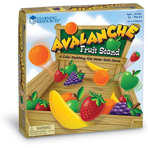 Avalanche Fruit Stand Game Toys 2 Learn