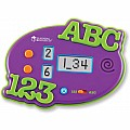 Abc/ 123 Electronic Flash Card