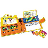 Reading Rods Sentence Building Activity Set