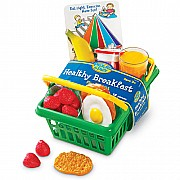 Healthy Breakfast Basket