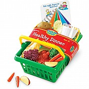 Healthy Dinner Basket