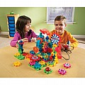 Lights and Action Motorized Building Set