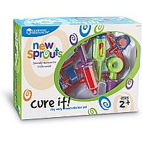New Sprouts Cure IT Doctor Set