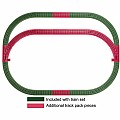 Outer Passing Loop Add-on Track Pack
