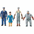 The Polar Express Original Figures