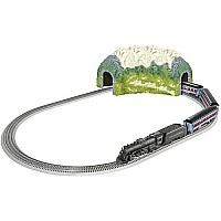 Curved O Gauge Tunnel
