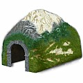 Short Straight O Gauge Tunnel