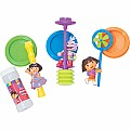 Dora the Explorer Bubble Blowers 1 pk.