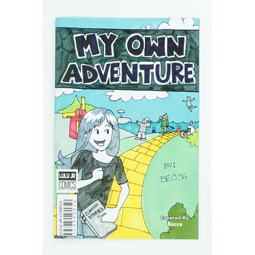*Staff Pick* My Comic Book