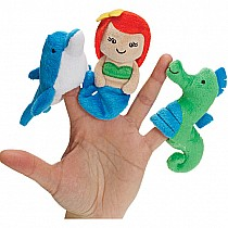 Under the Sea Finger Puppet