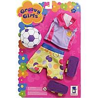 Groovy Girls Soccerific Set